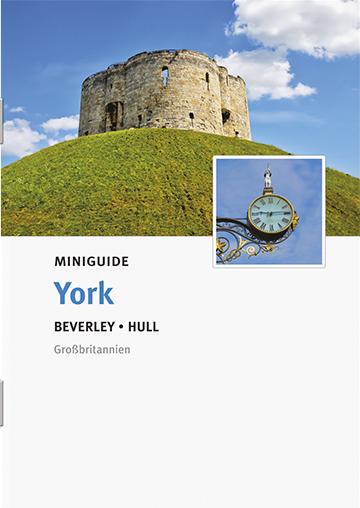 JPM Guides | Diesen Reiseführer kaufen - York